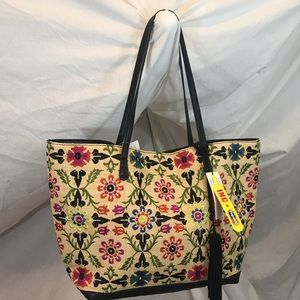 INC International Concepts Tapestry Tote